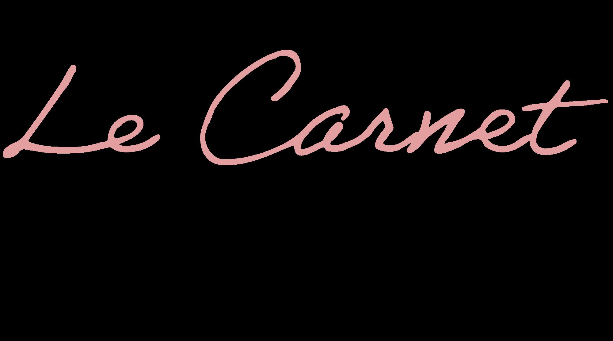 Le Carnet | Gemmyo